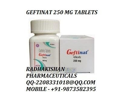 Geftinat 250 Mg - Gefitinib
