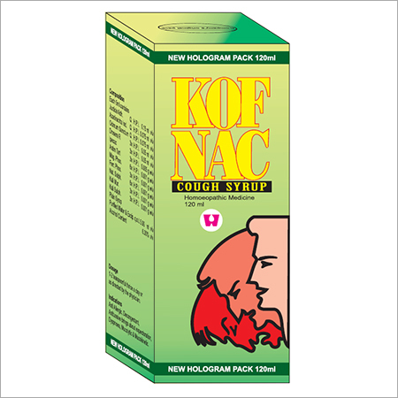 Kofnac Cough Syrup