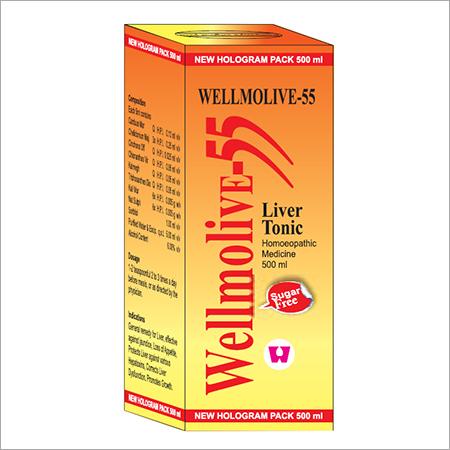 Wellmolive 55 (Sugar Free)