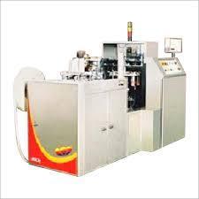 DISPOSABEL PAPER DONA PLATE MAKING MACHINE