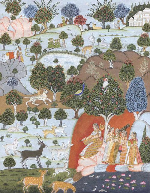 Ragmala Painting