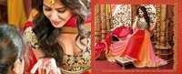 Multicolor Georgette Designer Salwar Kameez