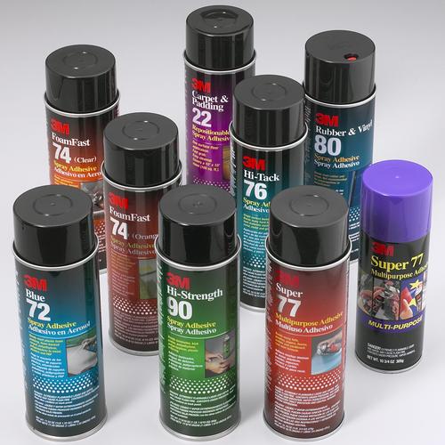 Aerosol Adhesive