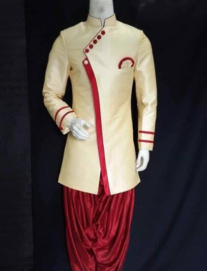 Traditional Indo Western Sherwani
