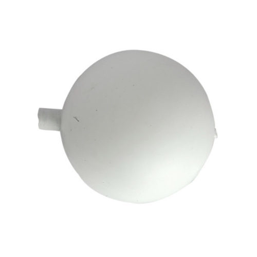 PVC BALL WHITE- FIRST GREADE TESTED