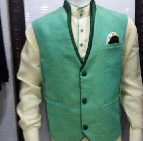 Mens Silk Waistcoats