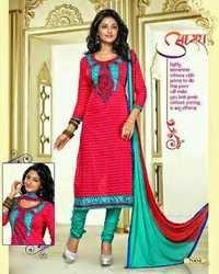 Printed Ladies Salwar Kameez