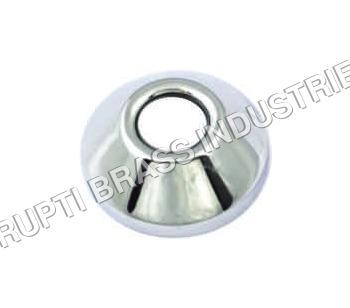Brass CP Cup Flange