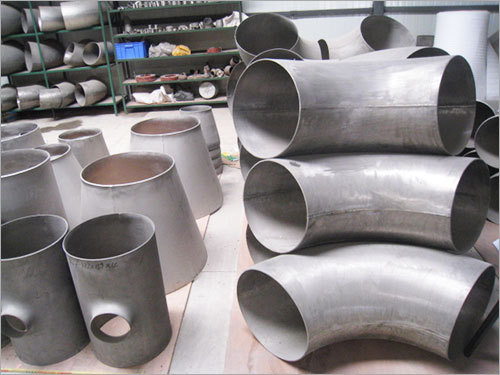 Titanium Alloy Pipe Elbows