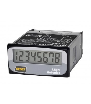Autonics LE8N-BF LCD Timer