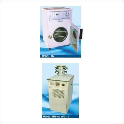 VACUUM OVEN/FREEZER DRYER