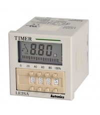 Autonics LE3SB Digital LCD Timer