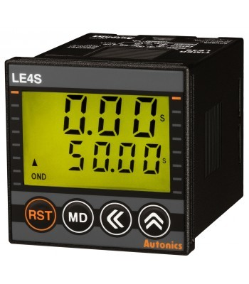 Autonics LE4SA Digital LCD Timer