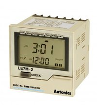 Autonics LE7M-2 Weekly/Yearly Timer India