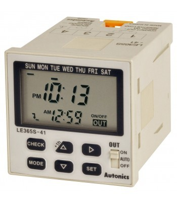 Autonics LE365S-41 Weekly/ Yearly Timer India