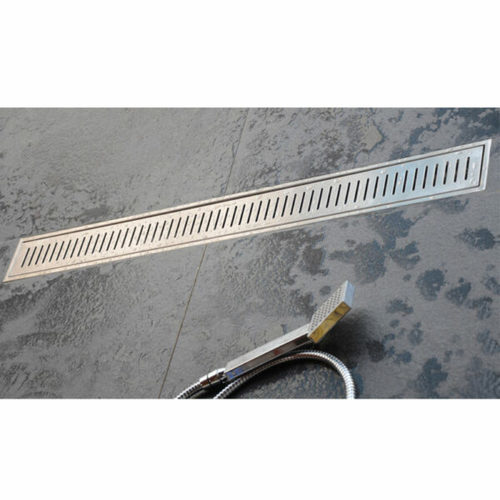 Anti Foul and Cockroach Channel Drainer