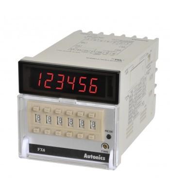Autonics FX6L-2P Counters