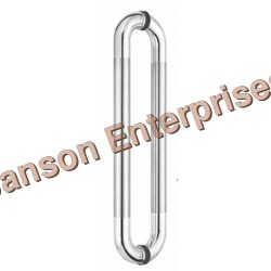 Glass Door D Handle