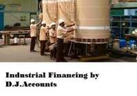 Industrial Project Financing Services
