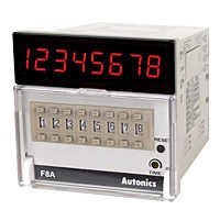 Autonics F8A(12~24V) 8 Digit Counter India