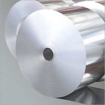 Silver Laminated Paper Roll