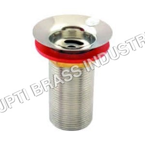 Brass Waste Coupling with Lock Nut