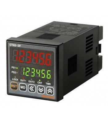 Autonics CT6S-2P2 Counter