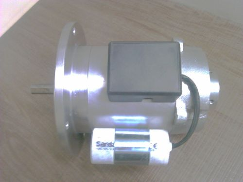 GAS &  OIL BURNER MOTOR