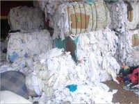 White Cotton Wiper