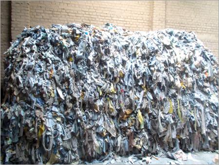 White Cotton Stitch Waste