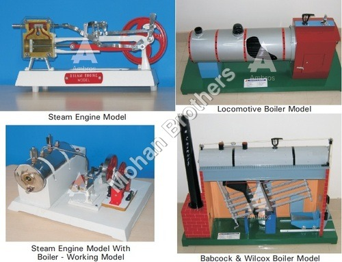 Heat Engine Lab Models