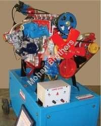 4 Stroke 4/3 Cylinder Petrol Engine -Section Model