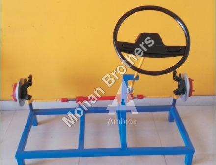 Rack & Pinion Steering
