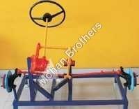 Worm & Roller Type Steering