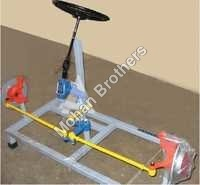 Recirculating Ball Steering Section Model