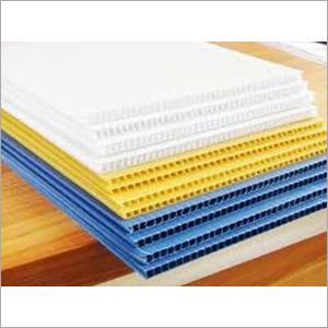 4mm Corrugated Plastic Sheets