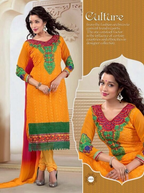 Designer Anarkalis Suits