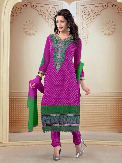 Festive Wear Salwar Suits