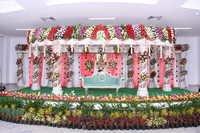 Artificial Wedding Stage Flower