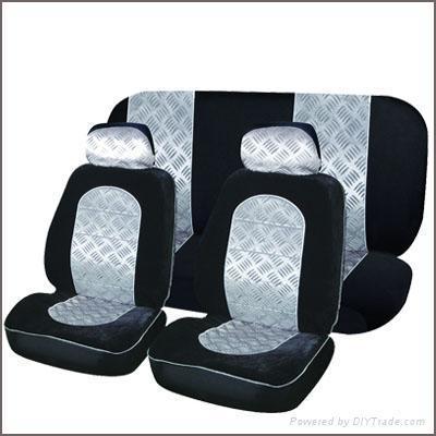 Velvet Seat Cover