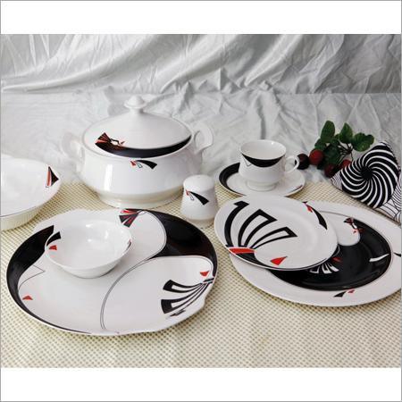 Fine Bone China Dining Set