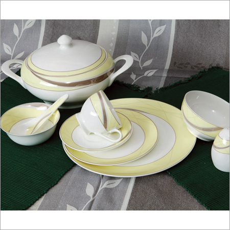 Dinner Set Made From Bone China