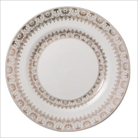 Printed Bone China Plates