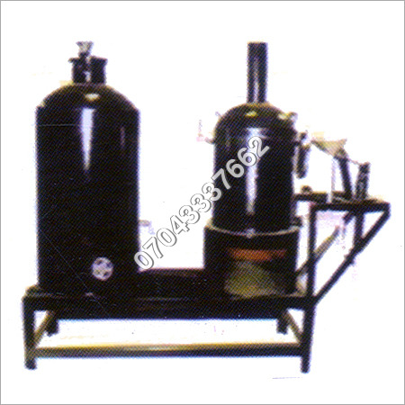 40kg Cashew Cooker with Steamer