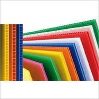 Plastic Corrugated Sheets
