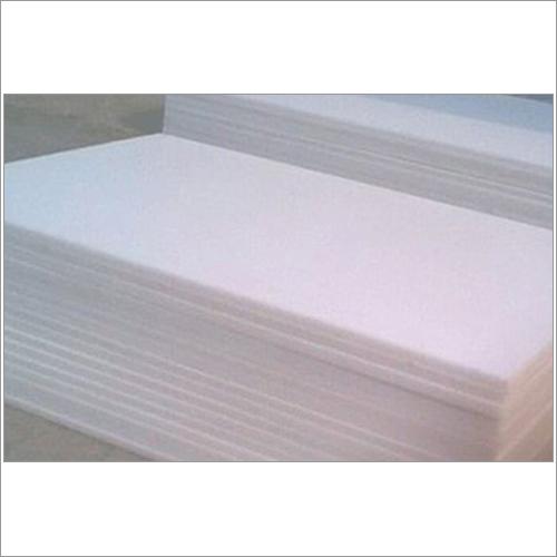 White Plastic Sheeting