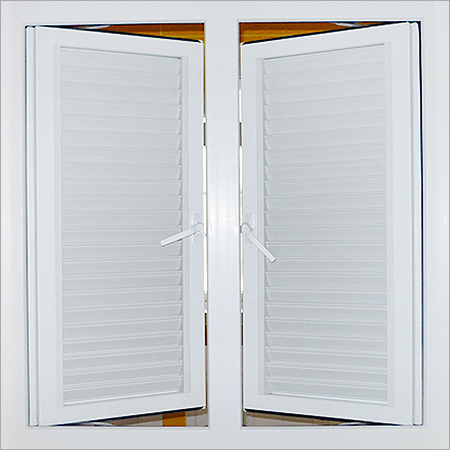 UPVC Casement Shutters Window