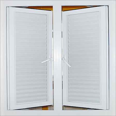 UPVC Casement Shutters Window