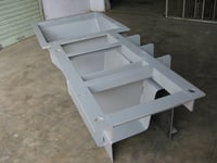 Vibratory Type Kerb Moulds
