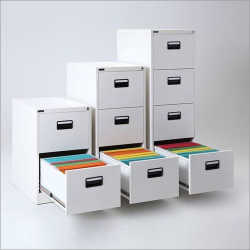 Office Vertical Metal 4 Drawer File Cabinet